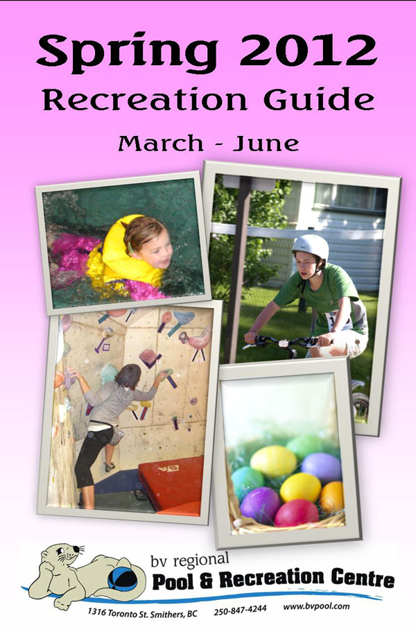 Spring Recreation Guide 2012